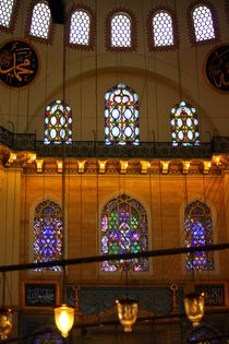 Altarraum Hagia Sophia by ann-foto