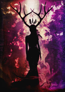Deer Dreams by Sybille Sterk