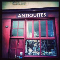 Antiquitätenladen in Saint Malo by flo reichART