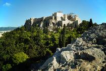Akropolis von Athen von Sabine Radtke