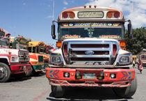 Guatemalan chicken buses 6 by studio-octavio