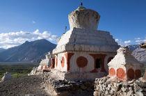 Buddhist Stupa, Ladakh 11 by studio-octavio