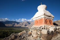 Buddhist Stupas, Nubrah Valley, Ladakh 3 by studio-octavio