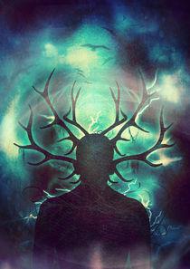 Deer Dreams II von Sybille Sterk