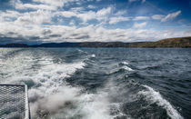 Cruising Lake Superior by John Bailey