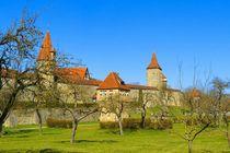 Rothenburg ob der Tauber by gscheffbuch