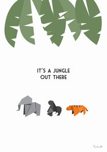 It ́s a jungle out there by Helen Trabolt