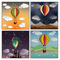 Balloon Aeronautics Set von dip