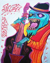 Jazz and Blues von Laura Barbosa