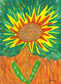 Sunflower von Denise Davis