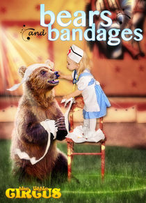 Bears and Bandages Little People Circus by Söndra Rymer