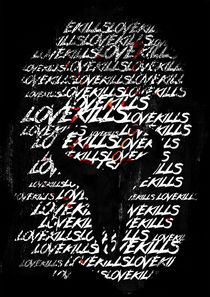 Love Kills von Sybille Sterk