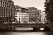 Stadthausbrücke by Bastian  Kienitz