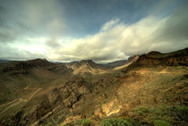 Canarian Vista  by Rob Hawkins