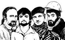 Heroes of Maidan by Asta Legios