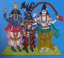Kalyaana-Sundara-Murti by Pratyasha Nithin