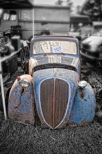 Oldtimer  Fiat von Petra Voß