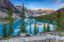 Moraine Lake von Christine Berkhoff