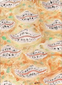 Clam Shells by Denise Davis