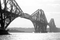 Firth of Forth Bridge by Bruno Schmidiger