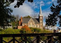 St. Peter's Roman Catholic Church At Harpers Ferry by John Bailey