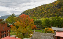 Autumn In Harpers Ferry by John Bailey
