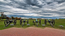 The Guns Of Antietam by John Bailey