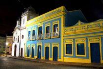 Igreja de São Sebastião e Câmara Municipal von Miguel Tomas
