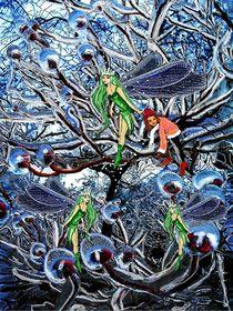 Vereister-elfenbaum