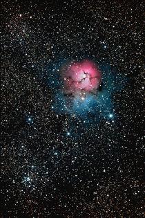 Trifid Nebel - Messier 20 - Trifid Nebula von monarch