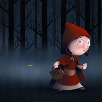 Little Red Riding Hood von Giordano Aita