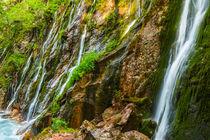 fallendes Wasser von moqui