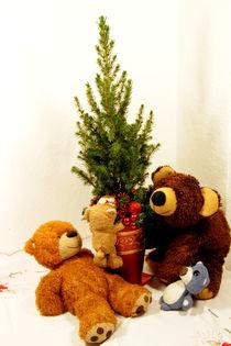 Der Weihnachtsbaum ist da! by Olga Sander