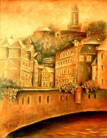 'Historische Altstadt Dillenburg - Stadtansichten' by Marita Zacharias