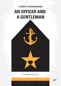 No388-my-an-officer-and-a-gentleman-minimal-movie-poster