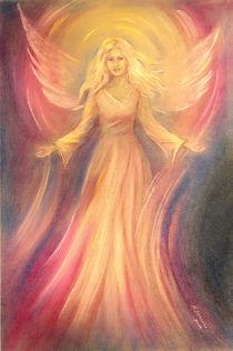 Engelbild Licht und Liebe von Marita Zacharias