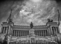 Altare della Patria - Rome - Italy von Giordano Aita