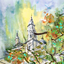 A Church In Budapest 02 von Miki de Goodaboom