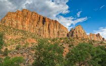 Beauty Outside Of Zion by John Bailey