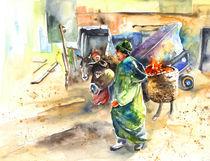 Moroccan Marlet 04 von Miki de Goodaboom