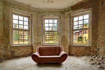 Das Sofa - Grabowsee von Christian Behring