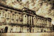 Buckingham Palace Vintage by David Pyatt