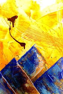 pyramiden im sonnenuntergang von Edmond Marinkovic