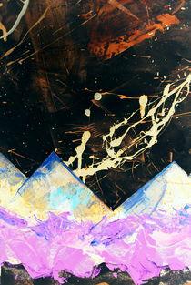 explodierende pyramiden  von Edmond Marinkovic