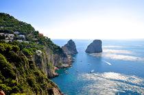The Beauty of Capri by Philipp Barth