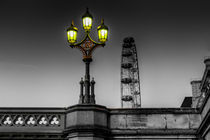 Westminster Bridge Lamp by David Pyatt