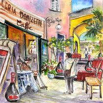 Bergamo Upper Town 01 von Miki de Goodaboom