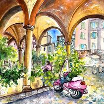 Bergamo Upper Town 02 von Miki de Goodaboom