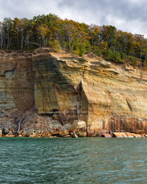 Pictured Rocks An Ongoing Work by John Bailey