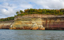 Pictured Rocks National Lakeshore by John Bailey
